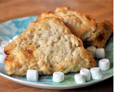 Rice Krispies Scone