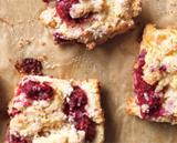 Raspberry scones from Martha Stewart