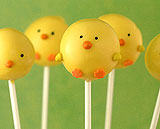 Chick Cake Pops: 6 Sweets and Treats for Spring | countingtheleaves.com