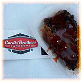 Rib Sampler from Cordis Brothers