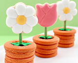 Flowers in Pot Cookies